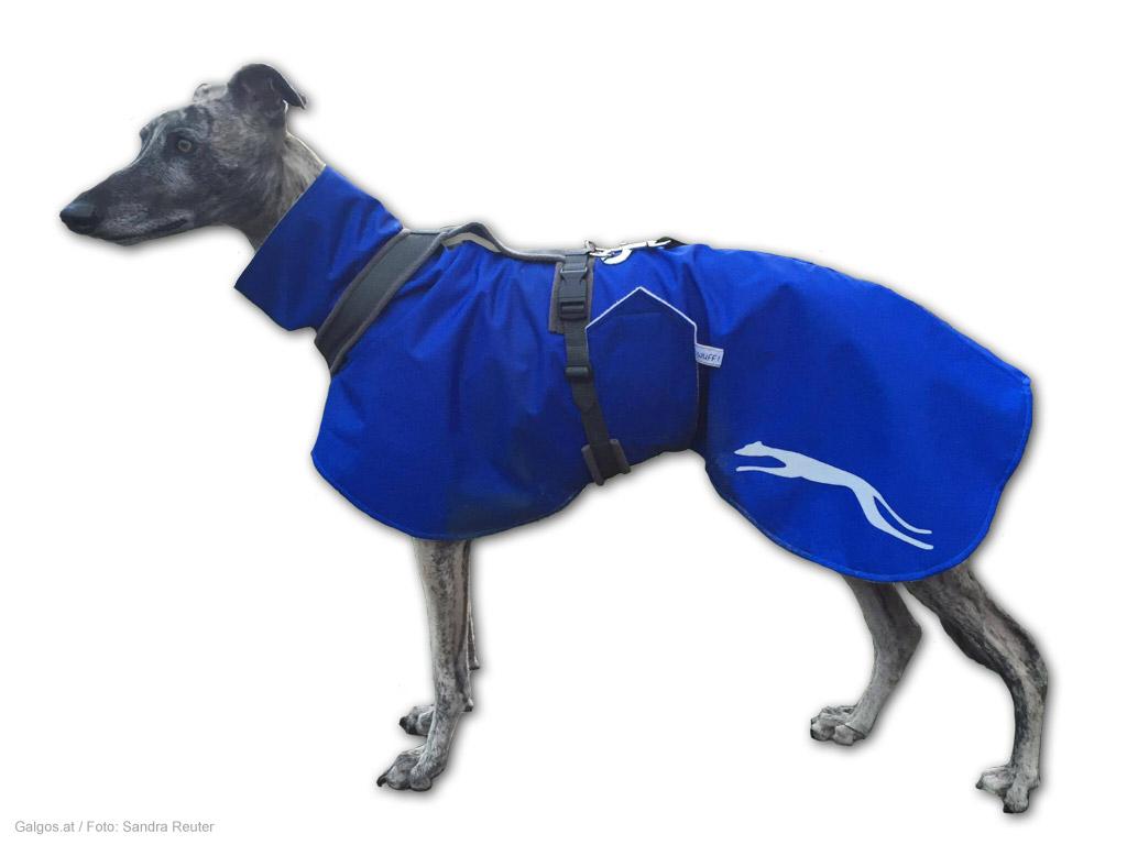 Regenmantel & Wintermantel für Windhunde